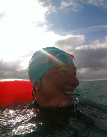 Jane Open Water Swimming Coach
