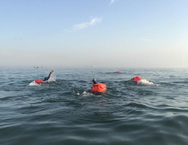 Open Water Swimming Coaching Bournemouth
