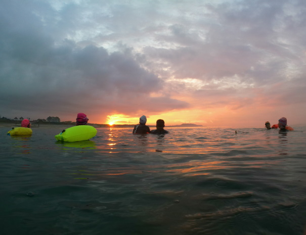 Sunrise Swim Bournemouth