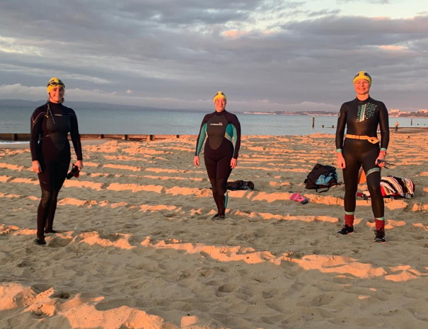 wave 23 open water swimming coaches