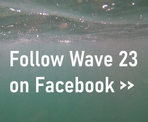 Wave 23 swimming on Facebook
